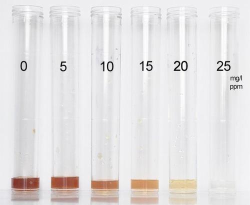 test acuario potasio k - 50 mediciones - easy life