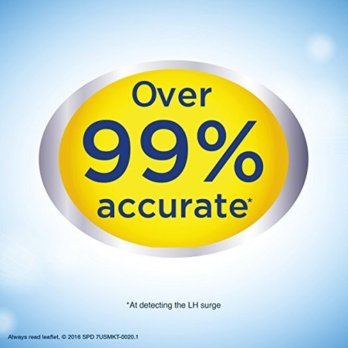test de ovulación clearblue digital 20 pruebas