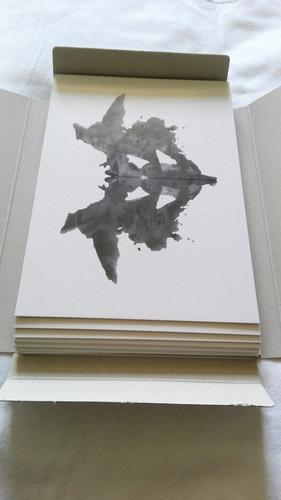 test de rorschach. 10 láminas. original y nuevo.