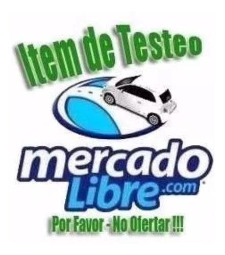 test. favor no ofertar / camión dodge 4