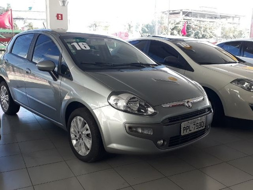 test ml fiat punto 1.6 16v essence flex 5p