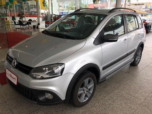 test ml volkswagen space cross 1.6 total flex 5p