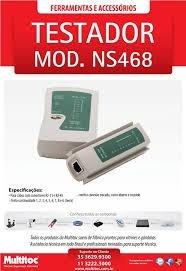 testador de cabo rj45