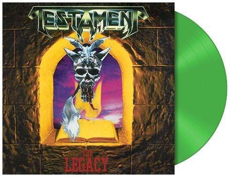testament - legacy 2017  [new vinyl lp color disponible]