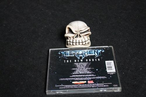 testament the new order importado cd !!!!
