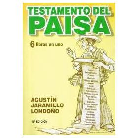 Testamento Del Paisa (original)