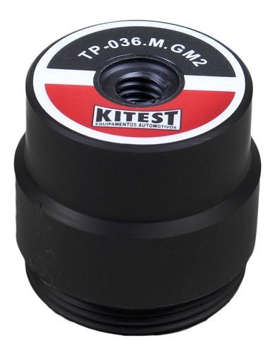 teste arrefecimento radiador kitest ka036c - com 17 tampas
