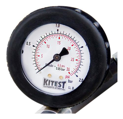 teste de arrefecimento 12 tampas 3 coquilhas ka-036.c kitest