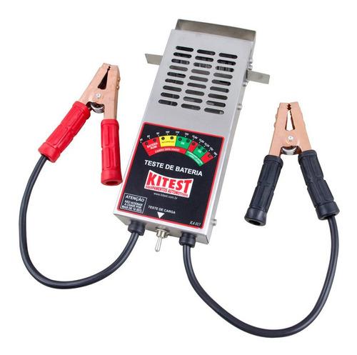 teste de bateria analógico 500a kitest ka017