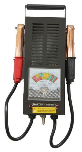 teste de bateria analógico