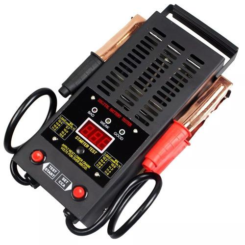 teste de bateria digital