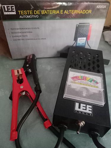 teste de bateria e alternador