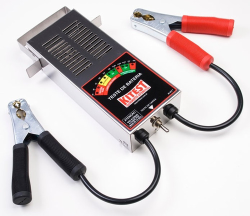 teste de bateria eletrônico ka-017 kitest