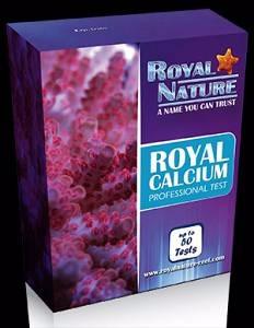 teste de cálcio royal nature - faz 50 testes
