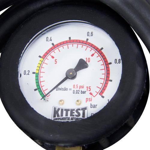 teste de catalisador kitest-ka009
