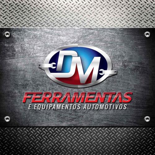 teste de compressão de cilindro diesel com 17 peças