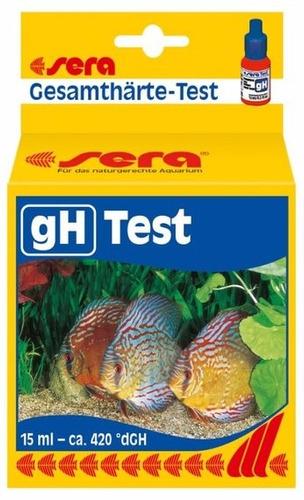 teste de gh sera aquário de agua doce dgh