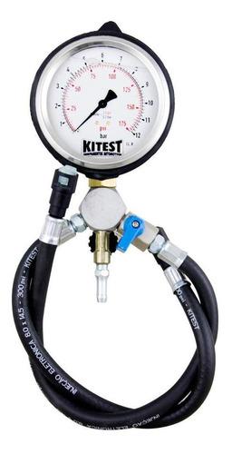 teste de pressão de bomba de combustível kitest-ka015/13