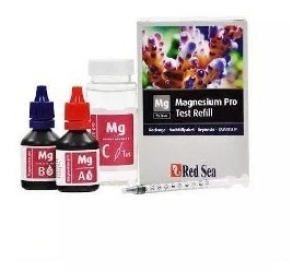 teste magnesio pro red sea rcp - refil