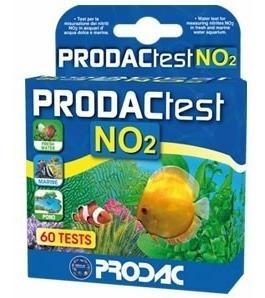 teste prodac nitrito (no2)  60 testes aquário doce e marinho