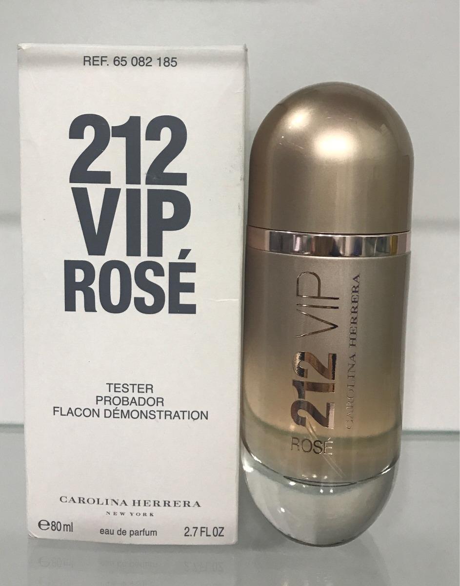 50440c9d822 tester 212 vip rose eau de parfum 80 ml promoção. Carregando zoom.
