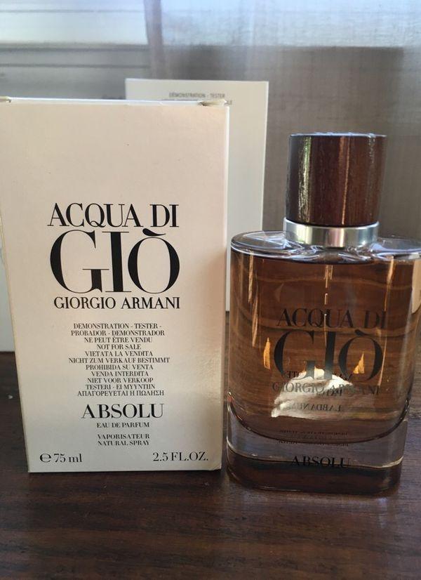 Características. Marca Giorgio Armani  Nombre del perfume Di Gio Absolu ... b4ceb669ad675