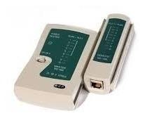 tester de red y teléfono rj45 rj11 rj12 y pinza crimpeadora