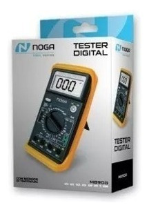 tester digital noganet (m-890g) - dixit pc