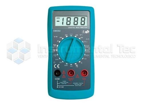 tester multimetro digital manual c temp dial dt1700c guiller