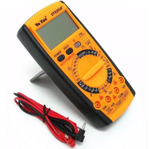 tester multimetro digital yaxun yx-9205a+ oferta