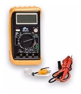 tester noganet multimetro m890g capacimetro temperatura frec