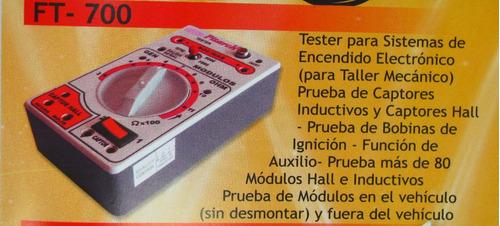 tester para encendido electronico pitarch t700