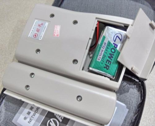 tester probador rj45 y rj11 para cable red y tel con estuche