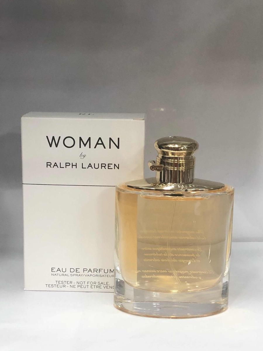 db970c405 tester ralph lauren woman 100ml eau de parfum. Carregando zoom.