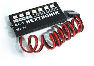 tester - voltimetro para bateria