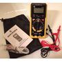 Multimetro Digital Para Medir Volt/amp/temp