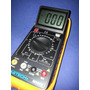 Mastech M9502 Multimetro Digital 1000 V 2 A 20 Mf Hfe