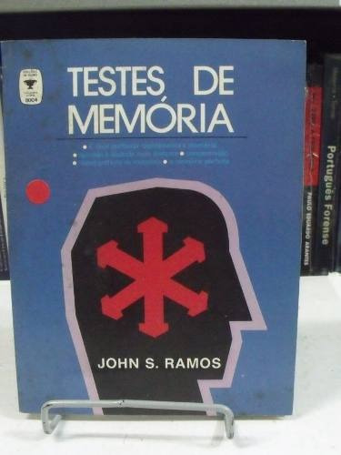 testes de memória - john s. ramos