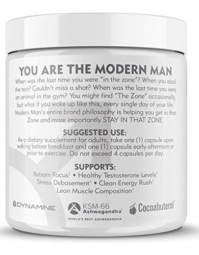 testosterona booster precursor 60 pastillas modern man v3 us