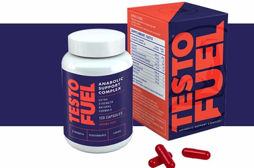 testosterona testofuel - testosterone booster