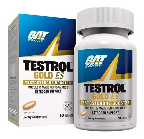 testrol gold es gat 60 tabletas