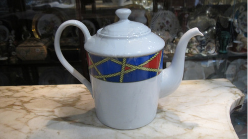 tetera de porcelana china