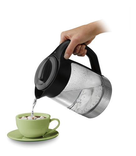 tetera programable y hervidor de agua  cuisinart - tea-100