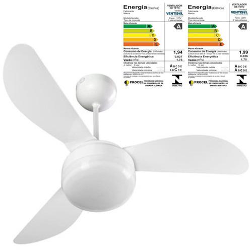teto ventisol ventilador