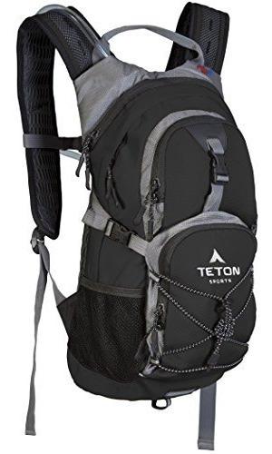 teton sports oasis 1100 mochila hidratación de 2 litro ; pa