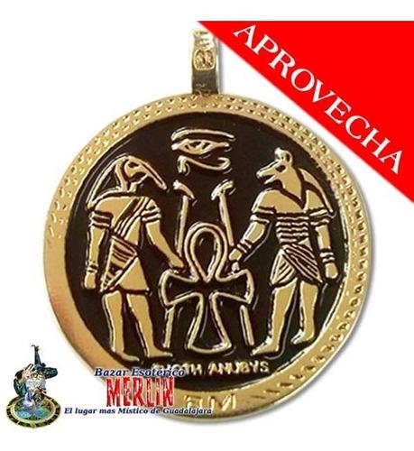 tetragramaton de thoth - talismán contra embrujos