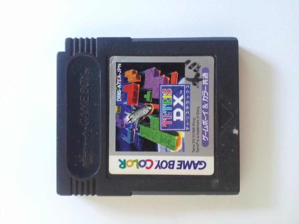 Tetris Dx Game Boy Cartucho Original Jogo Fita Gb Nintendo