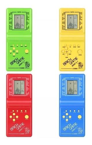 tetris portátil game 9999 en 1 / eshopviña