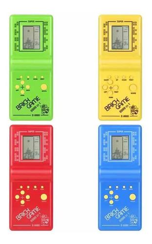 tetris portátil game 9999 en 1 retro, con envío gratis!!