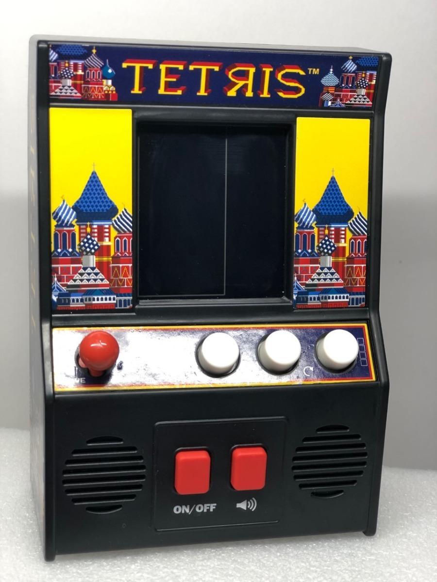 Tetris New! Mini Arcade Game Retro